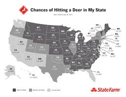 deer cause over 14 000 indiana car crashes each year wkw