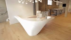 Concrete Reception Desk Jessie Street On Vimeo