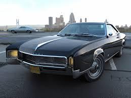 buick sedan buick riviera 1966 3d model sedan 1969 3ds max fbx c4d obj ar vr
