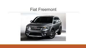 fiat freemont 2014 fiat u201cone less worry u201d ppt download