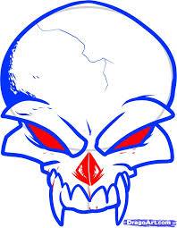 how to draw a skull tattoo design skull tattoo design step by