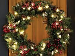 pre lit battery operated wreath best 25 pre lit wreath