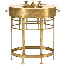 French Bathroom Fixtures French Bathroom Vanity Or Jardiniere Circa 1900 At 1stdibs