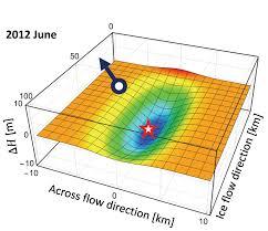 nasa study shows antarctica u0027s larsen b ice shelf nearing its final