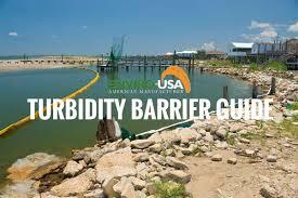 turbidity barrier ultimate guide enviro usa
