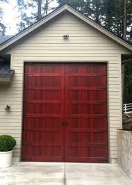 Garage Doors Wood Garage Doors Impressive Pictures Concept Bi
