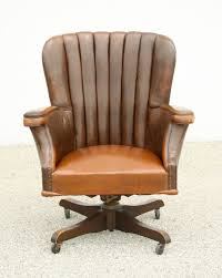 vintage leather office chair d44 on amazing home design furniture