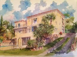villa bacchus cannes home