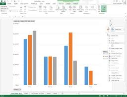 Excel Chart Templates How To Save A Customized Chart As An Excel 2013 Template Dummies