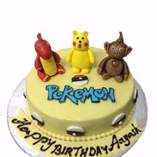 special cake for kids like cartoon cake or theme base cake