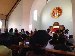 thanksgiving in st augustine roman catholic worship ugandan style out of the pharmacy