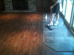Refinishing Laminate Wood Floors Wood Refinishing Gallery Custom Installations Inc