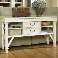 long white sofa table decorating ideas long black console table