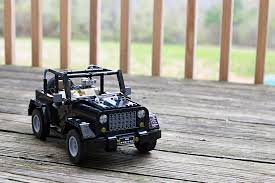 mini jeep tell lego it has to build this impeccable fan made jeep wrangler