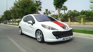 peugeot 20 gallery of peugeot 207 rc