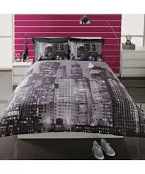 Asda Single Duvet Living New York Skyline Duvet Cover Set Bf Asda Http Direct
