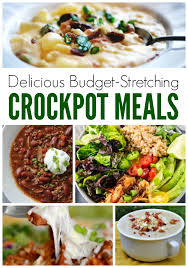 hungry these 44 cheap slow cooker meals are perfect for any