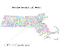 Zip Code By Map Massachusetts Zip Code Maps Free Massachusetts Zip Code Maps