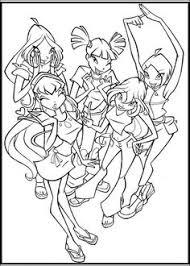 winx club coloring book winx club winx club