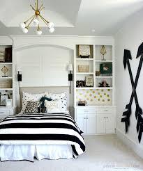 Teal Teen Bedrooms - teenage bedroom design block board spray paint bunk bed