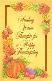 thanksgiving cards 2017