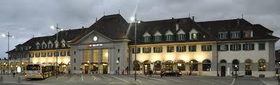 Thun railway station