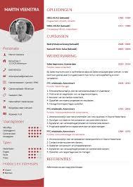 Cv Sjabloon Nederlands cv maken in 3 stappen je curriculum vitae downloaden cv wizard