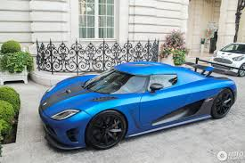 koenigsegg blue koenigsegg agera r 2013 10 july 2016 autogespot