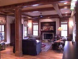 prairie style homes interior craftsman house interior modern ideas plans photos wadaiko yamato com
