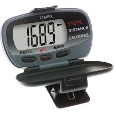 Pedometer Map Timex Step Distance Pedometer And Calorie Tracker T5e011m8 B U0026h