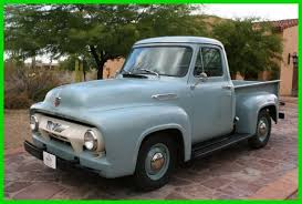 ford 1954 truck 1954 ford f100 up truck for sale photos technical