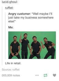 Retail Memes - 25 best memes about retail retail memes