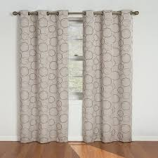 curtains grommet blackout curtains tan and grey curtains