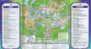 Map Of Walt Disney World by Zzzz Rumormongering Yourfirstvisit Net