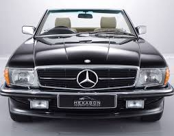 mercedes 500 for sale mercedes r107 500sl goes on sale in pictures cars