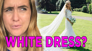 the bizarre but true origins of wedding traditions youtube