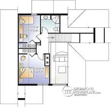 6 bedroom floor plans house plan w3956 detail from drummondhouseplans