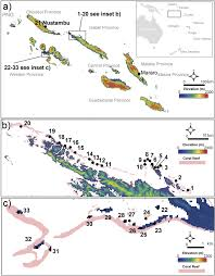 interactions between sea level rise and wave exposure on reef
