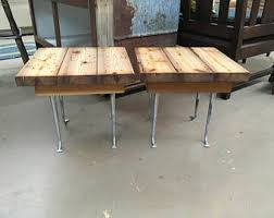Patio Side Tables Outdoor Side Table Etsy