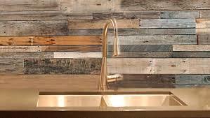 wood backsplash kitchen innovative ideas reclaimed wood backsplash cool tile kitchen