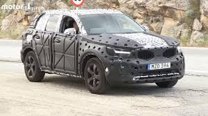 2018 volvo xc40 visits spain for another round of testing