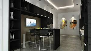 kitchen television ideas 40 awesome kitchen decorating ideas pictures slodive