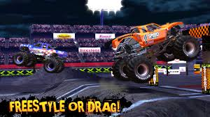 original bigfoot monster truck toy monster truck destruction android apps on google play