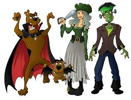 commission scooby doo halloween special by boscoloandrea on