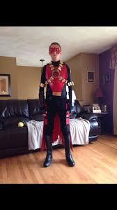 Red Robin Halloween Costume Red Robin Cosplay Amino