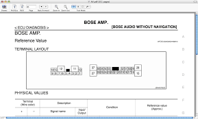 who wants bose wiring diagrams nissan 370z forum