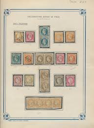 bureau poste bordeaux christoph gärtner philatelic sale 40 page 609