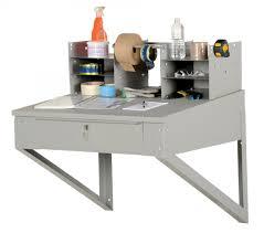 Metal Shop Desk Industrial Desks Metal Desks Warehouse Desks
