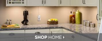 Kitchen Under Counter Lights by Under Cabinet Lighting Black Decker Pureoptics Led