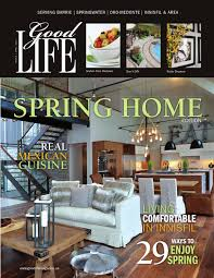 home decor barrie goodlife barrie july august 2016 by goodlife magazine simcoe
